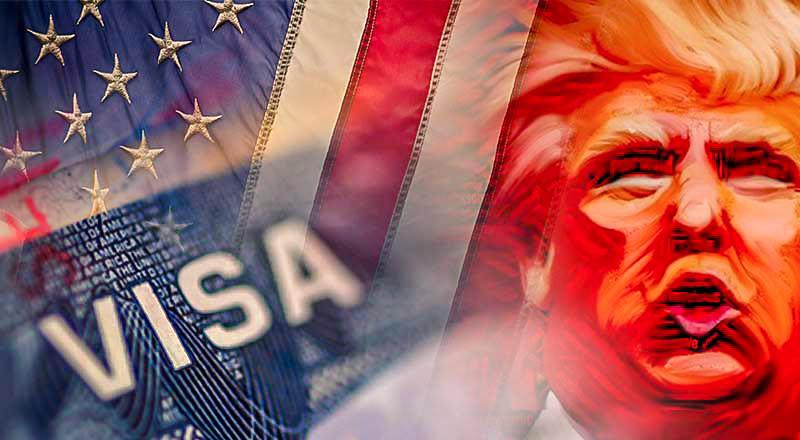 Visto americano – Regras da era Trump!