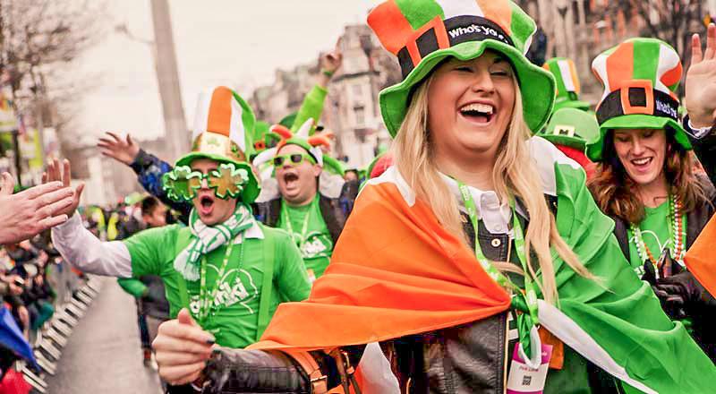Conheça o Saint Patrick's Day, a maior festa da Irlanda